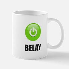On Belay Mugs