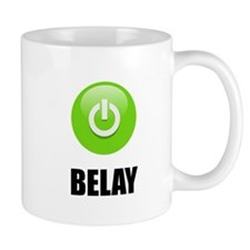 On Belay Mugs