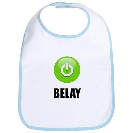 On Belay Bib