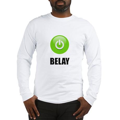 On Belay Long Sleeve T-Shirt