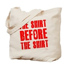 MTV Jersey Shore Shirt Tote Bag