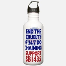 signs Water Bottle