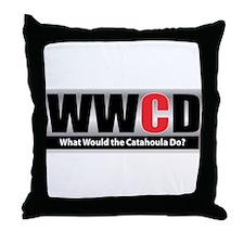 WWCD Throw Pillow