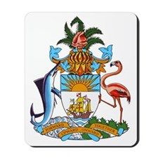 Coat_of_arms_of_Bahamas Mousepad