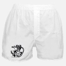 engine-black Boxer Shorts