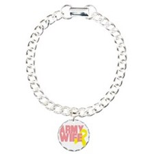 proudarmy Charm Bracelet, One Charm