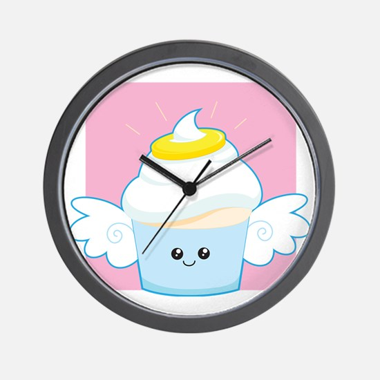 Angelfood Wall Clock