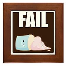 Fail Framed Tile