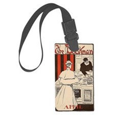 pd-bookmanad65 Luggage Tag