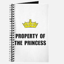 Property Of Princess Journal