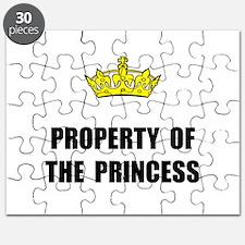 Property Of Princess Puzzle