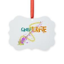 chef life Ornament