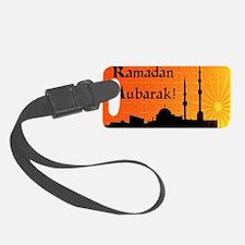 ramadanmubarak Luggage Tag