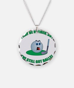 R-Golf-Balls Necklace
