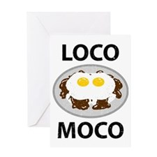 locomoco2 Greeting Card