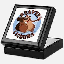 Beaver-Liqours Keepsake Box