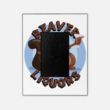 Beaver-Liqours Picture Frame