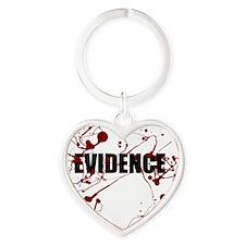 2-EV3 Heart Keychain