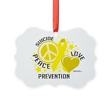 Suicide-PLP Ornament