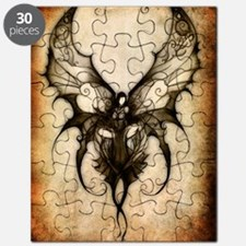 faceless_fairy_edit_by_sinslave09 Puzzle
