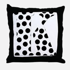 k Throw Pillow