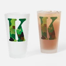 2-k Drinking Glass