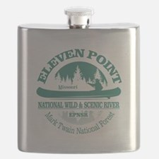 Eleven Point River Flask