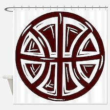 j0352517_CRIMSON4 Shower Curtain