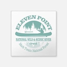 Eleven Point River Sticker