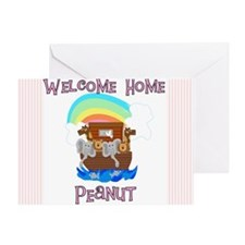 arkpeanut Greeting Card