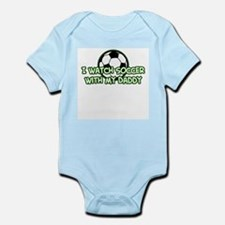 Soccer Daddy Infant Bodysuit