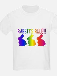 Rabbits Rule T-Shirt