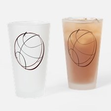 j0357921_CRIMSON Drinking Glass