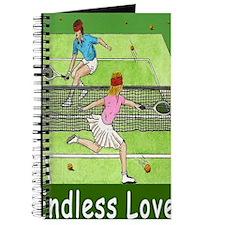 ENDLESS LOVE greeting card Journal