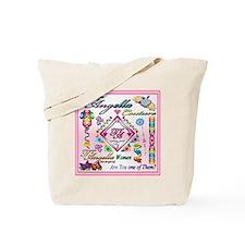 Women 10x10 copy Tote Bag