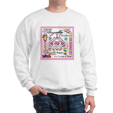 Women 10x10 copy Sweatshirt