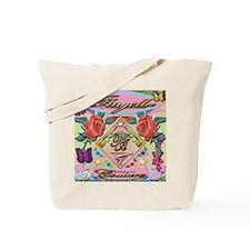 Color_10x10 copy Tote Bag