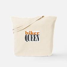 BIKER QUEEN Tote Bag