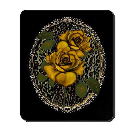 Wild Roses Mousepad