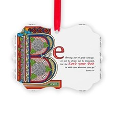 2-bstrongfinalcolor Ornament