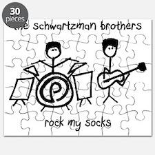 Schwartzman Brothers full image 1 Puzzle