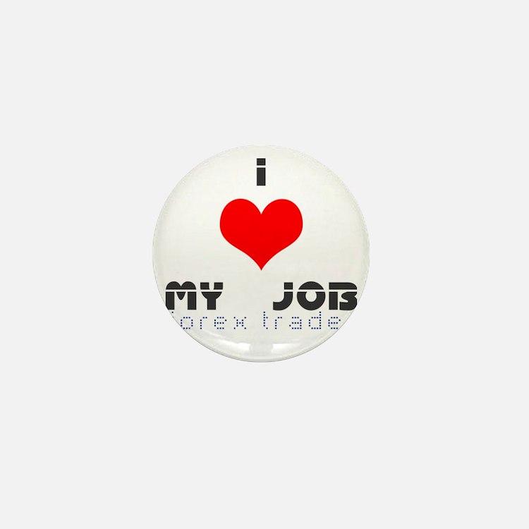 i(heart)forextrader Mini Button