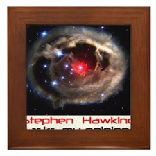 Hawking Framed Tile