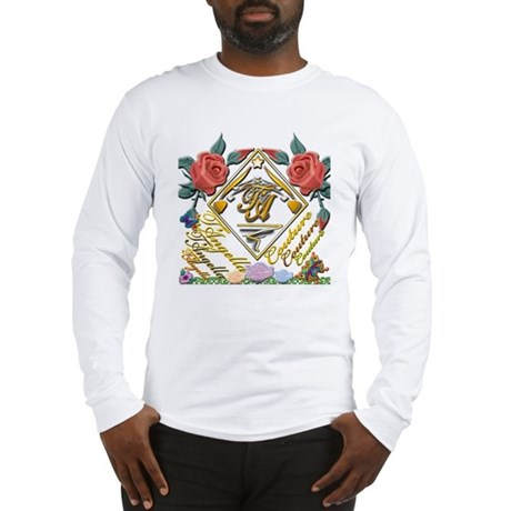 dark Tc wmn 10x10 copy Long Sleeve T-Shirt