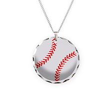 2-baseball Necklace