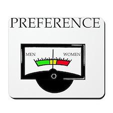 preferencemeterbi Mousepad
