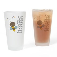 hinkleys bes1 Drinking Glass