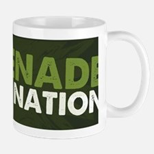 Grenade Free Nation Mug