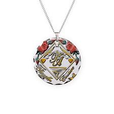 wht gold 4x4_pocket copy Necklace