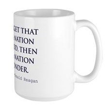Reagan_nation-under-god-(white-shirt) Mug
